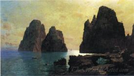 Isle Of Capri The Faraglioni