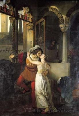 The Last Kiss Of Romeo And Juliet