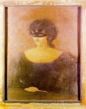 A Masked Woman