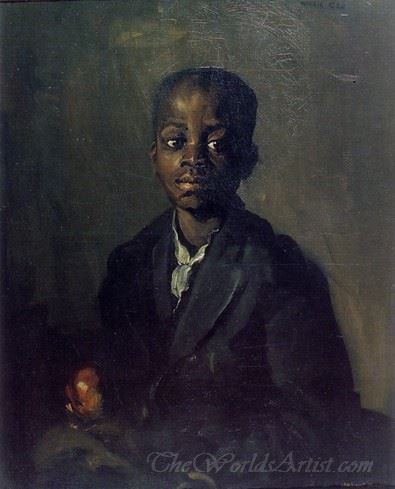 Portrait Of Willie Gee