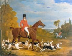 Huntsman And Hounds