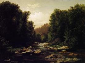 Pennsylvania Mounain Stream