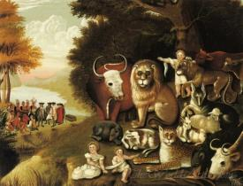 The Peaceable Kingdom 14