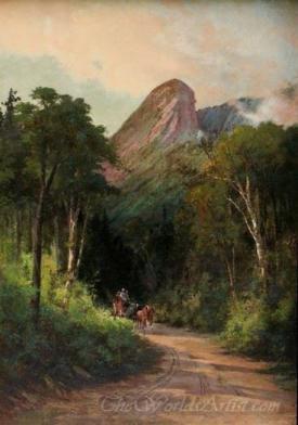 Eagle Cliff  Franconia Notch