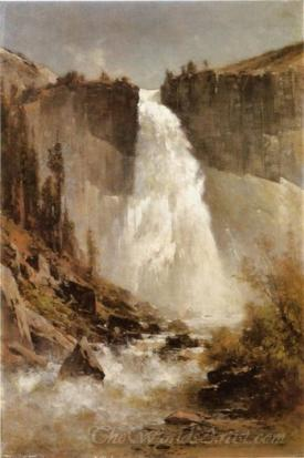 The Falls Of Yosemite