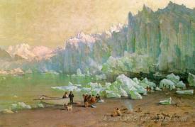 Muir Glacier Alaska