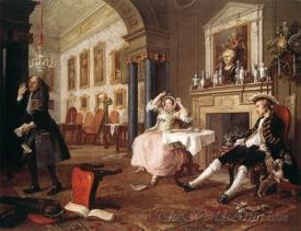 Marriage A La Mode The Tete A Tete
