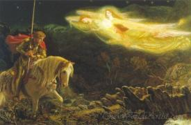 Sir Galahad The Quest For The Holy Grail
