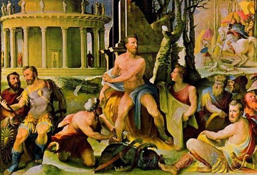 Il Sacrificio Di Codro Re Di Atene  (The Sacrifice Of Codro King Of Athens)