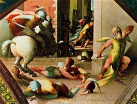 Il Suicidio Di Catone Uticense  (The Suicide Of Cato Of Utica)