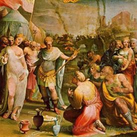 La Continenza Di Scipione  (The Continence Of Scipio)