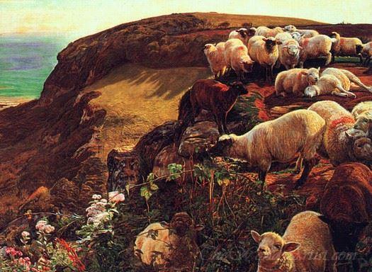 On English Coasts Our Strayed Sheep