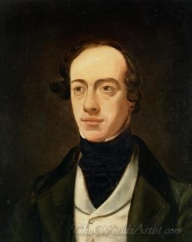 Portrait Of William Pink