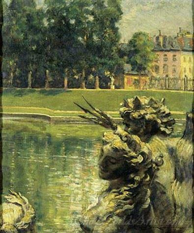 Bassin De Neptune Versailles