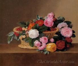 A Basket Of Roses