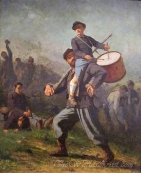 The Wounded Drummer Boy