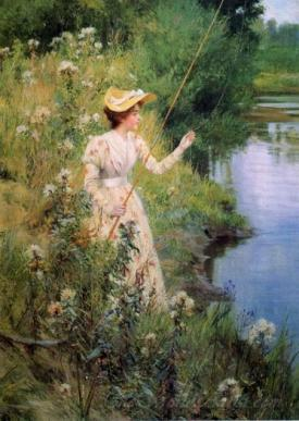 The Gentle Angler