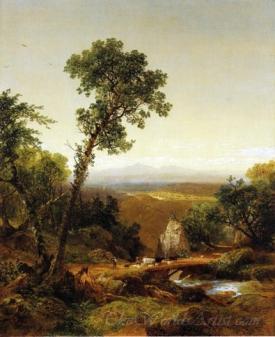 White Mountain Scenery