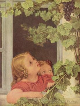 Children At The Window