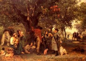 Gypsies In The Woods