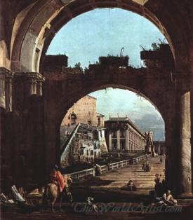 Capriccio Romano Capitol