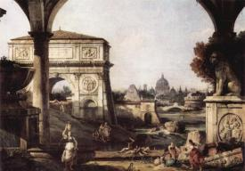 Capriccio Romano Titus Bow