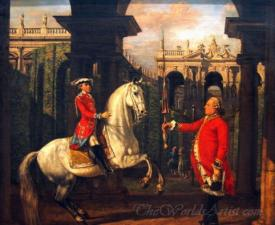 Vienna Spanish Riding School 1773