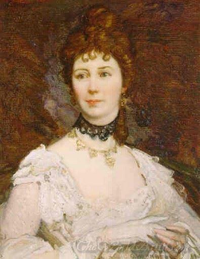 Portrait Of Annie Proctor