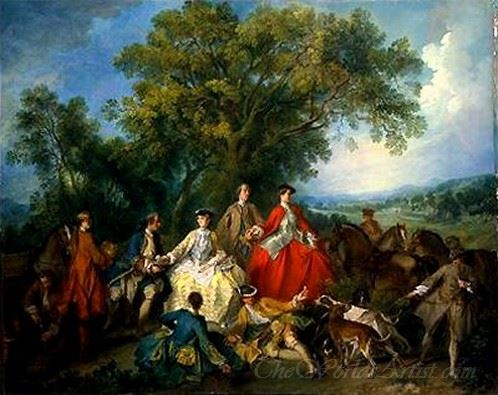 The Picnic After The Hunt