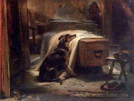 Old Shepherds Chief Mourner