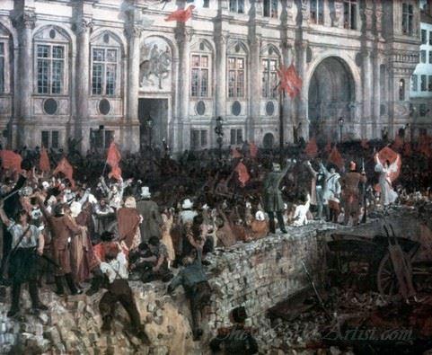 The Republic In Revolt