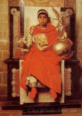The Byzantine Emperor Honorius