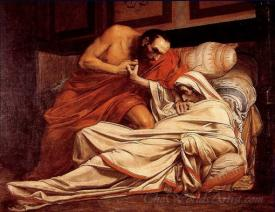 The Death Of Tiberius