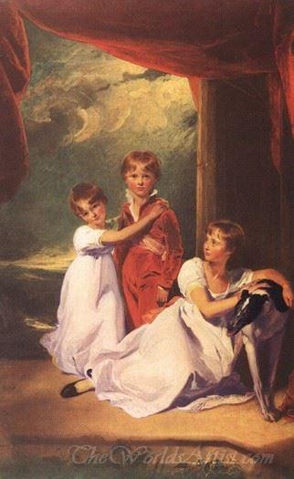 The Fluyder Children