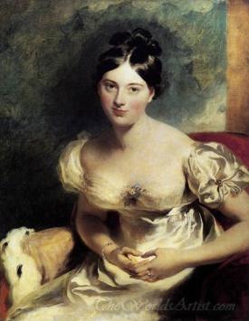 Margaret Countess Of Blessington