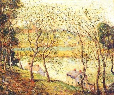 Springtime Harlem River