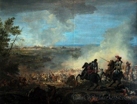 The Second Conquest Of Franche Comte