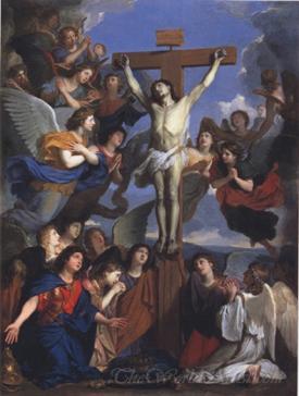 Crucifix Of Angels
