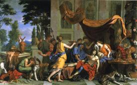Death Of Meleager