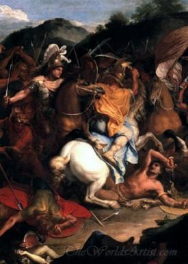 The Passage Of The Granicus