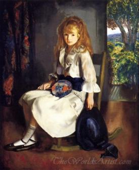 Anne In White