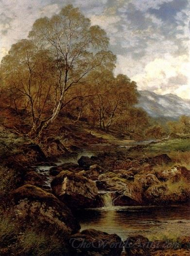 The Stream From The Hills Of Wales