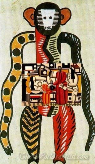 La Creation Du Monde Le Singe  (The Creation Of The World The Monkey)