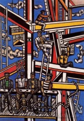 Constructores Con La Cuerda  (The Builders With Rope)