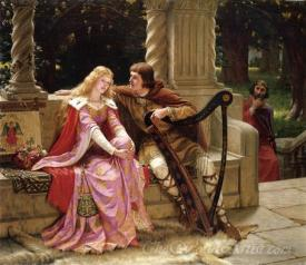 The End Of The Song Tristan And Isolde