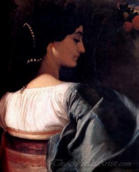 An Italian Lady
