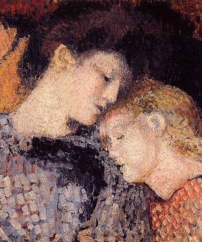 Woman And Child