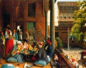 The Midday Meal Cairo