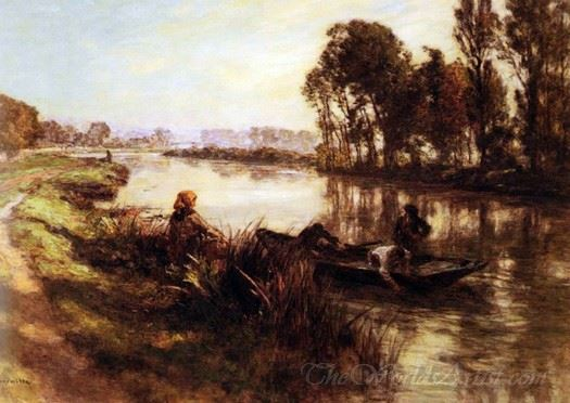 By The Banks Of The River
