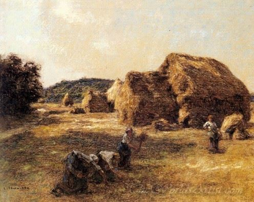 Les Glaneuses  (The Gleaners)